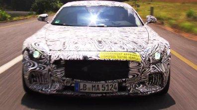 Insolite : De quoi s'inspire Mercedes-AMG pour sa nouvelle GT ?