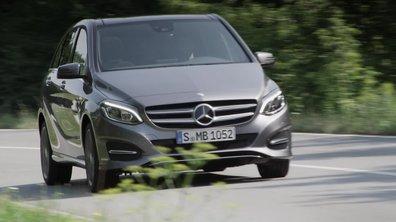 Mercedes-Benz Classe B 2014 : présentation officielle
