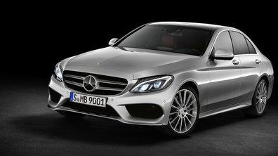La Mercedes Classe C Voiture de l'Année 2015, la C4 Cactus meilleur design