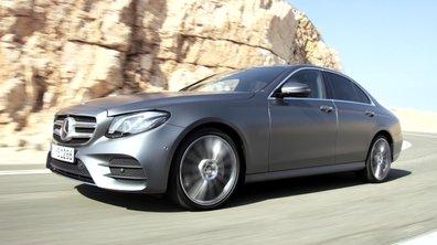 Mercedes-Benz Classe E 2016 : présentation officielle