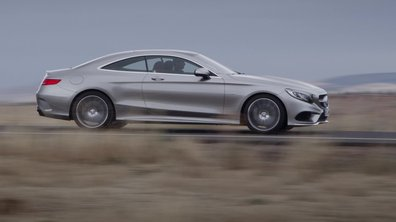 Mercedes-Benz Classe S Coupé 2014 : présentation officielle