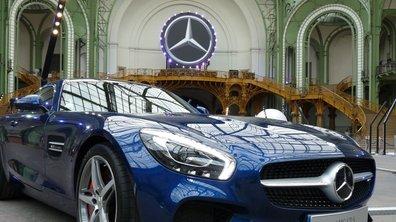 """Mercedes expose ses """"Belles étoiles"""" à Paris ce 12 juillet"""