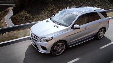 Mercedes-Benz GLE 2015 : présentation officielle