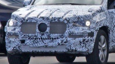 Scoop : premières images du futur Mercedes GLE 2019