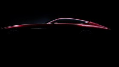 Mercedes tease son futur coupé Maybach
