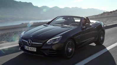 Mercedes-Benz SLC 2016 : présentation officielle