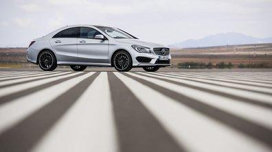 Mercedes-Benz : hausse des ventes de 11% en 2013
