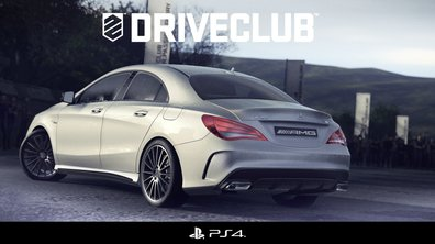 Un jeu vidéo PS4 dévoile la nouvelle Mercedes CLA 45 AMG