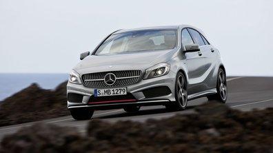 Nouvelle Mercedes Classe A : tout change en 2012 !