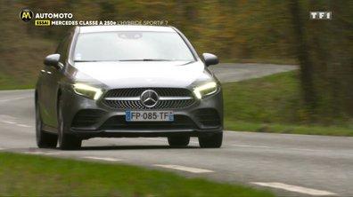 Essai - Mercedes Classe A 250e : l'hybride sportif ?