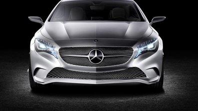 La nouvelle Mercedes Classe A se présente en Concept