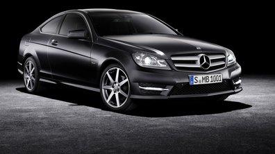Mercedes Classe C Coupé : elle se montre avant le salon de Genève