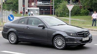 Mercedes Classe C Coupé : en test avant le Mondial de l'Auto