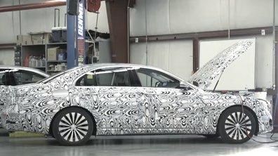 La nouvelle Mercedes Classe E se dévoile en vidéo