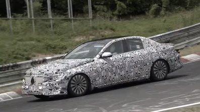 La Mercedes Classe E se dévoile en vidéo