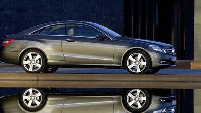 La Mercedes Classe E Coupé remplacera le modèle CLK