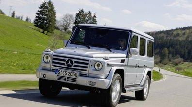 Mercedes Classe G : le 4X4 fête ses 30 ans !