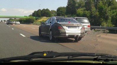 Mercedes Classe S 2013 : nos photos exclusives
