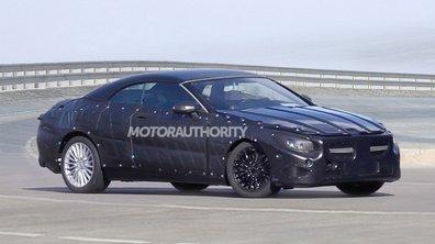 Scoop : Mercedes Classe S Cabriolet en route pour 2013 ?