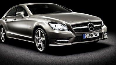 Mondial de l'Auto 2010 : Nouvelle Mercedes CLS officielle