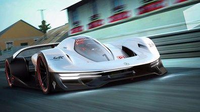 Il imagine un concept Mercedes DTW pour les 24 Heures du Mans 2030