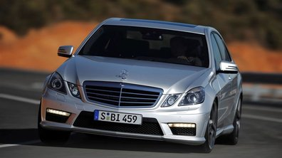 Mercedes E63 AMG : quand la classe E s'énerve