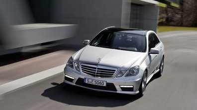 Mercedes E63 AMG : nouveau moteur V8 et 557 ch en pointe !