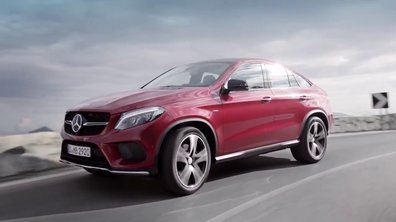 Mercedes GLE Coupé : présentation officielle