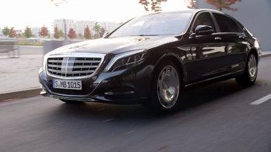 Mercedes-Maybach Classe S 2015 : présentation officielle de la limousine à l'étoile
