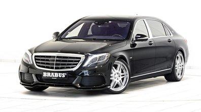 La Mercedes-Maybach S600 par Brabus: 900 chevaux sous le capot!