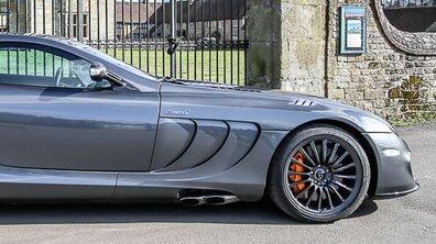 Occasion du jour : une Mercedes McLaren SLR MSO en vente pour 9.99 millions d'euros !