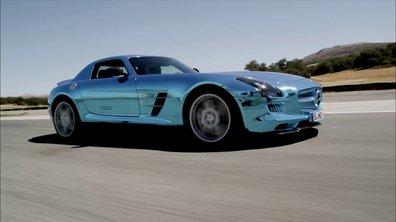 Mercedes-AMG : Une supercar électrique, oui… mais pas avant 2020