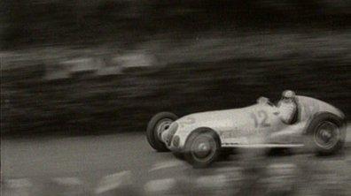 """Mercedes-Benz W 25 de 1934 : présentation officielle de la première """"flèche d'argent"""""""