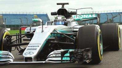Mercedes W08 F1 2017 : Présentation officielle