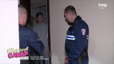 Mercredi Canap : léger foutage de gueule dans Appels d'urgence