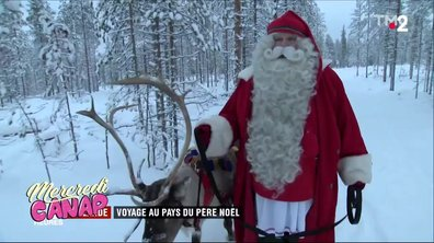 Mercredi Canap : la tournée du père Noël dans les JT