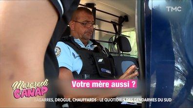 Mercredi Canap : une médaille pour celui qui a essayé de se faire pote avec les gendarmes