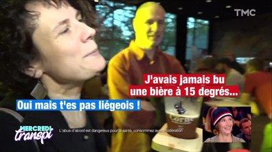 Mercredi Transpi : à Liège, la bière c'est du sérieux