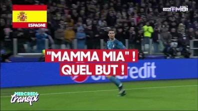 Mercredi Transpi : le but de Cristiano Ronaldo à travers le monde