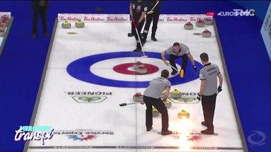 Mercredi Transpi : le curling, ça passe mieux avec des effets spéciaux