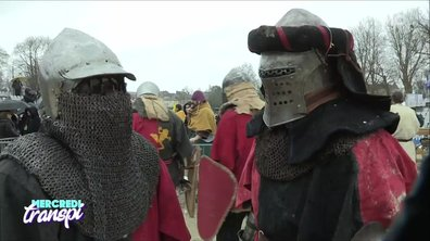 Mercredi transpi : l'art des joutes médiévales