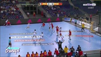 Mercredi transpi : Handball, le dédoublement de Grégoire Margotton !