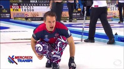 Mercredi Transpi - Les vrais rois du Curling