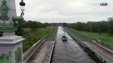 Merveilles du Loiret : balade sur le canal de Briare