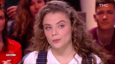 The Voice : Maëlle a un message pour Vianney