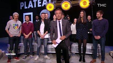 Le message de Yann Barthès aux abonnés Canal + privés de Quotidien