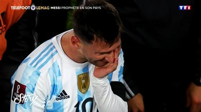 Messi, prophète en son pays
