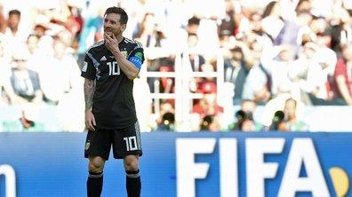 Et encore un penalty raté par Messi