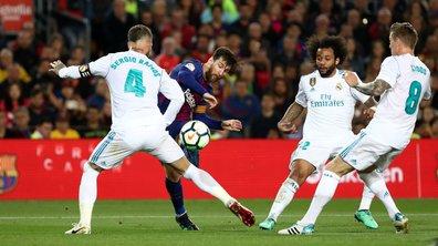 Liga : Le Barça et le Real se neutralisent