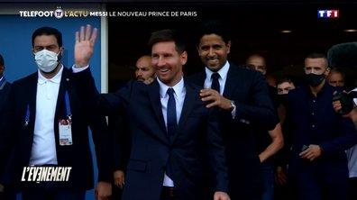 Messi, le nouveau prince de Paris